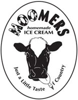 Moomers hand-dipped ice cream